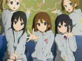 K-on Anime Drawing Pin by Afif On K On Anime Kyoto Animation Manga