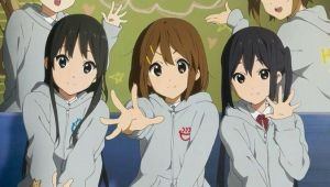 K-on Anime Drawing Pin by Afif On K On Anime Kyoto Animation Manga