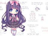 Kawaii Cute Anime Drawings Pin by Railey Lune On Fashion Anime Chibi Cute Drawings