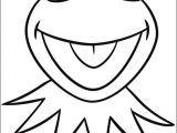 Kermit the Frog Easy Drawing Muppets Fargelegging for Barn 1 Crafts Frog Coloring