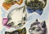 Kitten Drawing Tumblr Kitsch Kittens are Sickeningly Cute From Kitschy Living Tumblr