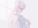 Korean Boy Drawing Anime I I E Inplick Inplick Twitter Korean Anime Cute