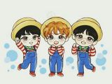 Kpop Chibi Drawing Pin by Clara On Bts Bts Bts Chibi Bts Wallpaper