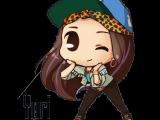Kpop Chibi Drawing Pin On Chibi Girl