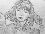 Kpop Drawing Easy L O S T Pinterest Instagram Rinitsuu Art Sketches Bts