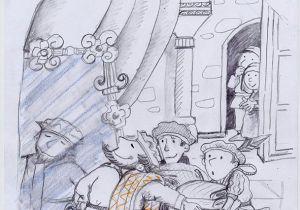L Cartoon Drawings El Vestit Nou De L Emperador Drawings Pinterest Drawings