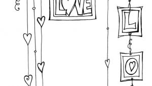 L Drawing Card Great Doodle Ideas to Incorporate Into Scrapbooking or Card Making