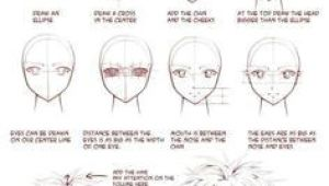 Learn Draw Anime Characters How to Draw Anime Faces Boy In 2019 Manga Drawing