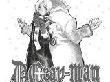Line Drawing Anime Js D Gray Man Shonen tokyopop Manga Manga Shop