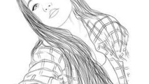 Line Drawing Tumblr Girl 137 Best Tumblr Girl Outlines Images Pencil Drawings Tumblr