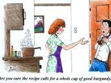 Little Girl Drawing Vine Cartoon Not the Good Stuff Wine Searcher News Features
