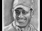 M.s Dhoni Easy Drawing 49 Best Sketch Of Srk Images Fan Art Fanart Shahrukh Khan