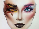 Makeup Girl Drawing 9 663 Likes 54 Comments Sergey X Milk1422 On Instagram