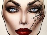 Makeup Girl Drawing Chloalawrence Makeup Make Up Halloween Make Up Makeup Face Charts