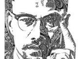 Malcolm X Cartoon Drawing 9 Best Charlotte Corini Images Charlotte Art Art Pieces