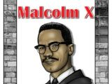 Malcolm X Cartoon Drawing Malcolm X Presentation Teaching Resources Teachers Pay Teachers