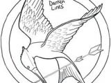 Mockingjay Pin Drawing Easy 7 Best Hunger Games Pin Images Hunger Games Hunger Games