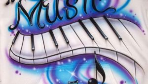Music Notes Easy Drawing Graffiti Music Notes Ar Music Notes Art Music Wallpaper