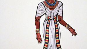 Nefertiti Drawing Tumblr Nefertiti Ancient Egypt Queen Articulated Paper Doll Egyptian Art