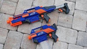 Nerf Gun Drawing Easy Pin On Nerf
