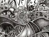 Nucleus Drawing Easy Nucleus Ink Drawing Spiral Notebook by Danielle Scott