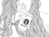 Outline Drawing Of A Girl Tumblr Die 31 Besten Bilder Von Tumblr Drawing How to Draw Girls Tumblr