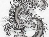 Outline Drawings Of Dragons Pin by Alejandro Rodriguez On Tattoos Tattoos Chinese Dragon