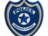 Police Badge Easy to Draw Police Badge Sticker by Angele Gougeon Police Police