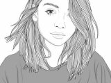 Popular Girl Drawing Outline Art and Drawing Iµi Ioi I I Maria Outline Art
