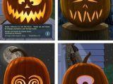 Pumpkin Carving Ideas Drawing Cool Pumpkin Ideas Halloween Pumpkins Pumpkin Carving