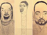 Quavo Cartoon Drawing Australian Artist S Hilarious Drawings Of Rappers are Going Viral Xxl