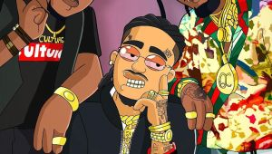 Quavo Cartoon Drawing Migos Family Guy Style Comikz Comedy Art Pinterest Art Dope