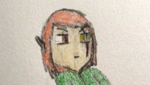 Quick Drawing Of A Rose A Quick Drawing Of Lucien From the Court Of Thorns and Roses Series