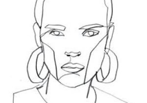 R Drawing Shapes Borisschmitz Gaze 324 Continuous Line Drawing by Boris Schmitz