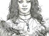 Rihanna Drawing Tumblr Rihanna Pencil Drawing Rihanna Art Drawings Pencil Drawings