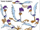 Road Runner Cartoon Drawing Aix Idee Aixideedesign On Pinterest