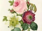 Rose Bouquet Drawing Vintage Flower Bouquet Illustration Google Search Tattoos