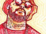 Schoolboy Q Drawing 40 Best Schoolboy Q Images Schoolboy Q Hiphop Digital Illustration