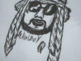 Schoolboy Q Drawing Dave Boss therealdaveboss On Pinterest