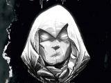 Schoolboy Q Drawing Moon Knight Hip Hop Variant Cover Marvel Comics On Behance