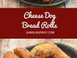 Simple Drawing Of A Hot Dog Cheese Dog Bread Rolls Kawaling Pinoy
