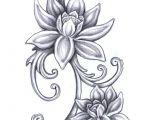 Simple Drawing Of Lotus Flower Flower Sketch Dr Odd Drawings Pinterest Tattoos Flower
