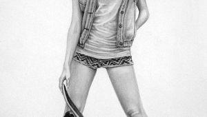 Skater Girl Drawing Skater Girl Old Skool Skater Girls Sketches Art