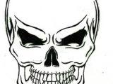 Skull Drawing Basic 35 Best Simple Skull Tattoos Images Drawings Skull Skull Tattoo