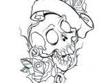 Skull Drawing Colour 15 Best Color Skull Tattoos Designs Images Skull Tattoo Design