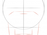 Skull Drawing Diagram How to Draw A Human Skull Step by Step Drawing Tutorials for Kids