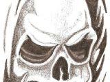 Skull Drawing for Tattoo Skull 6 by thelob Tattoo Skull Skull Art Skull Sketch