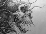 Skull Drawing From the Side Evil Skull Drawing Drawing Ideas Pinterest Skull Art Drawings