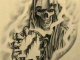 Skull Drawing Grim Reaper Pin by Christerfer Untermeyet On Cool Art Reaper Tattoo Tattoos
