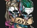 Skull Drawing Harley Quinn Pin by Ron N Melissa On Joker N Harley Pinterest Harley Quinn